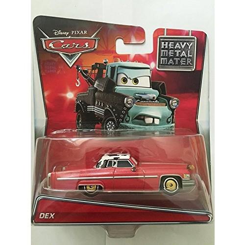 Disney Pixar Cars Mater's Toons Heavy Metal Mater Dex