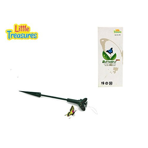 Little Treasures Solar Powered Butterfly is Beautiful Fun and Educational