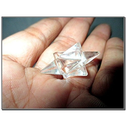 Jet Genuine Crystal Quartz Lingam Cut Star Free Booklet International Therapy A++ Chakra Platonic Pranic Brazilian Power Protection Vastu Healing Feng Shui E
