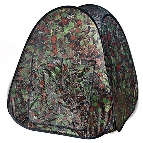 Sunny Days Entertainment Pop Up Hunting Tent  Indoor and Outdoor Playhouse for Kids