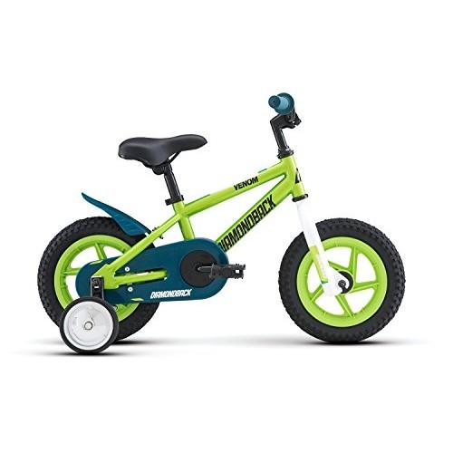 Diamondback Bicycles Youth Micro Venom Sidewalk Bike Bright Green