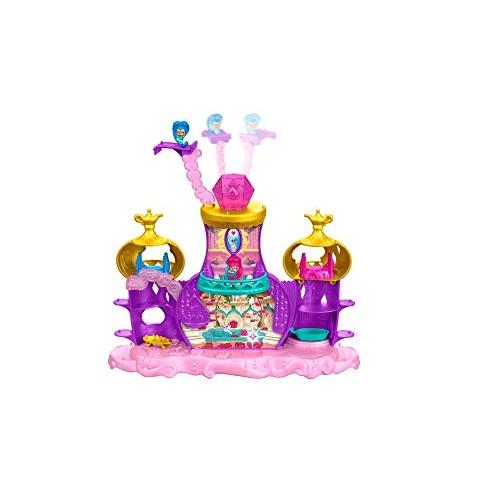 Fisher-Price Nickelodeon Shimmer & Shine Teenie Genies Floating Genie Palace Playset