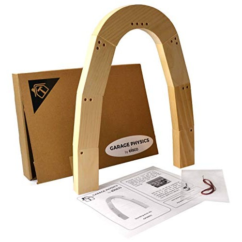 Eisco Garage Physics Standing Catenary Arch Kit 165 Inches Tall 13 Wide – Made in The United States