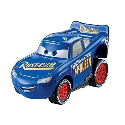 Disney Pixar Cars 3 Revvin' Action Fabulous Lightning McQueen Vehicle