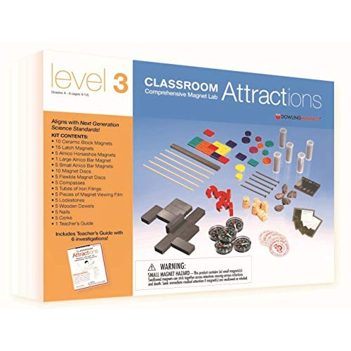 Dowling Magnets Classroom Attractions Level 3 Grades 4-6