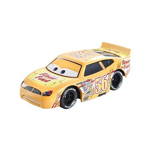 Disney Pixar Cars Fiber Fuel Brush Curber Die-cast Vehicle
