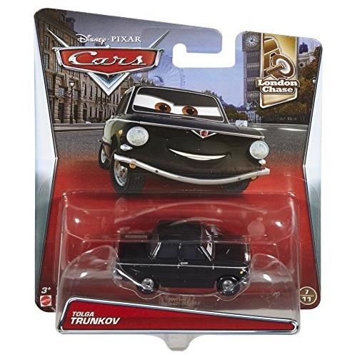 Disney/Pixar Cars Tolga Trunkov Die-cast Vehicle