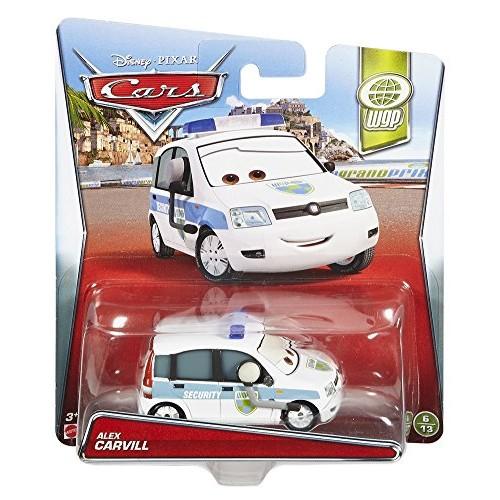 Disney/Pixar Cars Alex Carvill Die-cast Vehicle