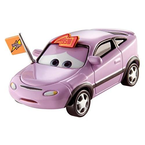 Disney Pixar Cars Wilmar Flattz Die-Cast Vehicle