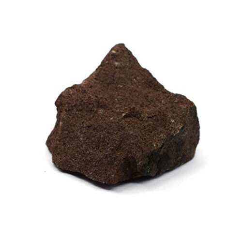 EISCO Red Sandstone Specimen Sedimentary Rock Approx 1 3cm – Ideal for Science Classrooms Labs