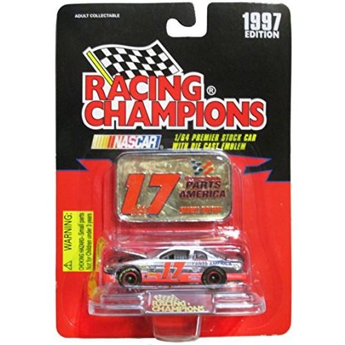 Racing Champions 1997 Nascar #17 Parts America Car – Darrell Waltrip