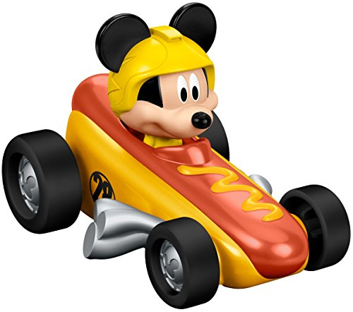 Fisher-Price Disney Mickey & the Roadster Racers Mickey's Hot Diggity Dogster