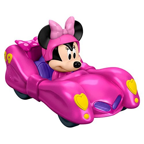 Fisher-Price Disney Mickey & the Roadster Racers Minnie's Pink Thunder