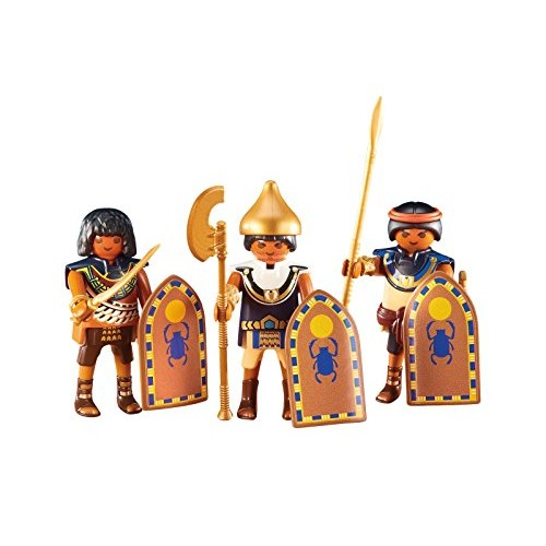 Playmobil Add-On Series – 3 Egyptian Warriors
