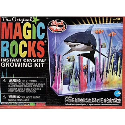 Magic Rocks Crystal Growing Kit – Shark