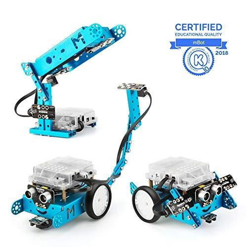 Makeblock Interactive Light & Sound robot add-on pack Designed for mBot 3-in-1 3+ Shapes