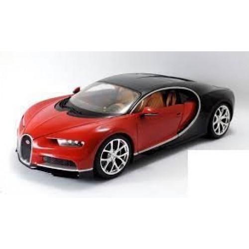 Maisto Bugatti Chiron Red 1:18 Scale Car Special Edition