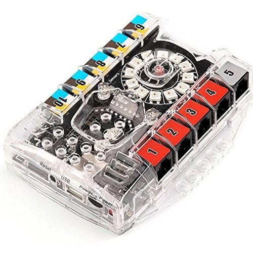 Makeblock Me Auriga – Powerful Main Board Light Sound Gyroscope Temperature Sensor