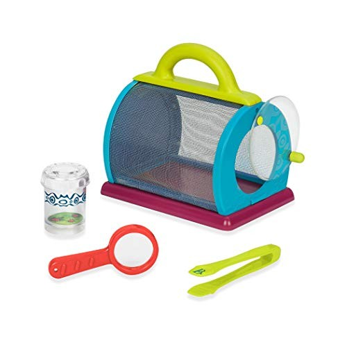 B toys  Bug Bungalow Insect Catching Kit  Bug Toys for Kids 3+