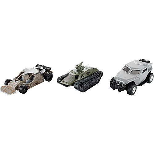 Fast & Furious 8 Diecast Cars Ripsaw 3 Pack