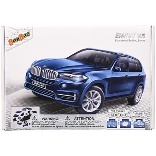 BanBao BMW X5 Vehicle Blue