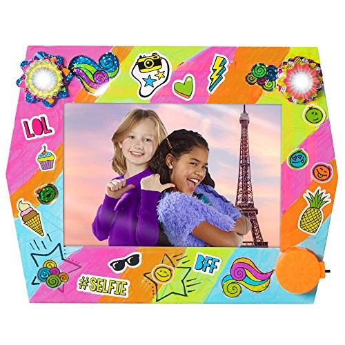 Educational Insights IllumiCraft Light-Up Picture Frame