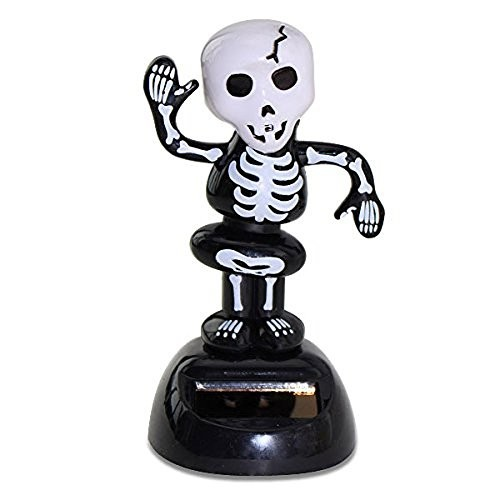 We pay your sales tax Cut Dancing Black Eye Skeleton x-ray – 2016 New Version Halloween Solar Toy