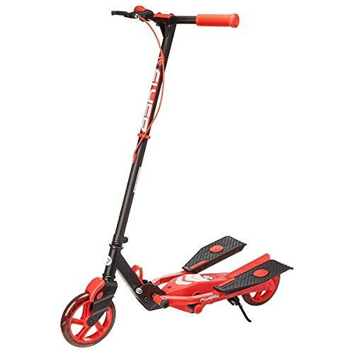 Yvolution Y Flyer Scooter Red One Size