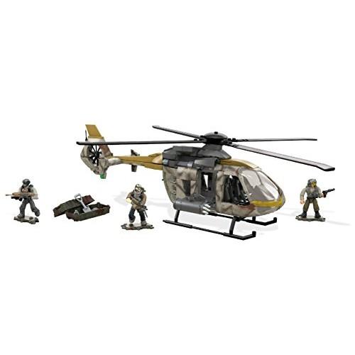Mega Construx Call of Duty Urban Assault Copter Building Set