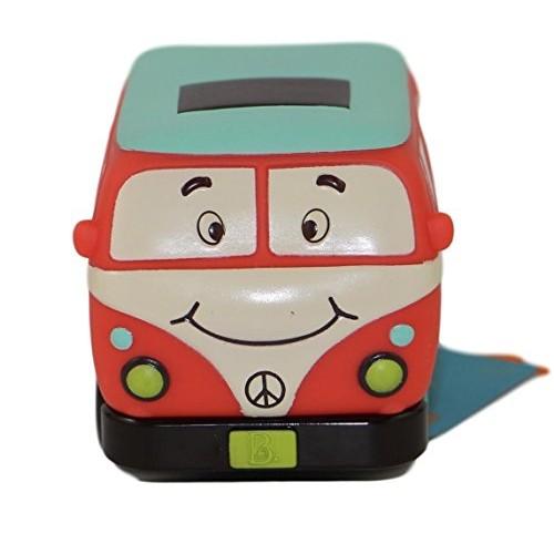 Battat ~ Pull Back Car Mini Wheeee-ls! ~ Groovy Patootie