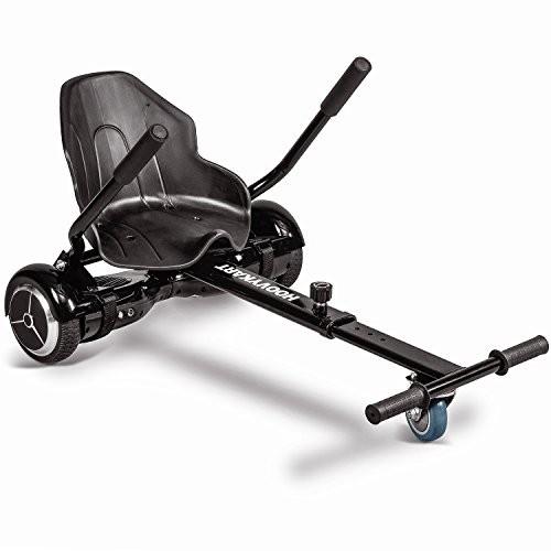 HoovyKart – Go Kart Conversion Kit for Hoverboards – Safer For Kids – All