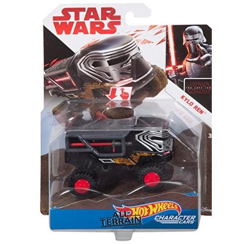 Hot Wheels Star Wars Kylo Ren Vehicle