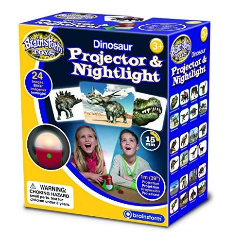 Brainstorm Toys E2046 Dinosaur Projector & Nightlight