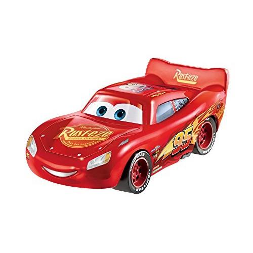 Disney Pixar Cars 3: Basics Collection Lightning McQueen Vehicle