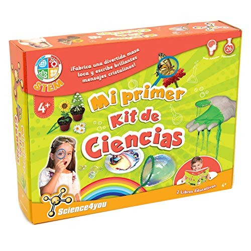 Science4you – My First Science Kit ES nica
