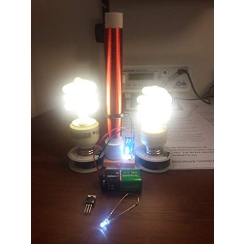Slayer Exciter Fully Assembled Mini Tesla Coil Made In USA