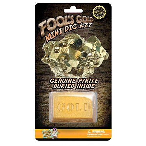 Discover with Dr Cool Fool's Gold Mini Dig Kit