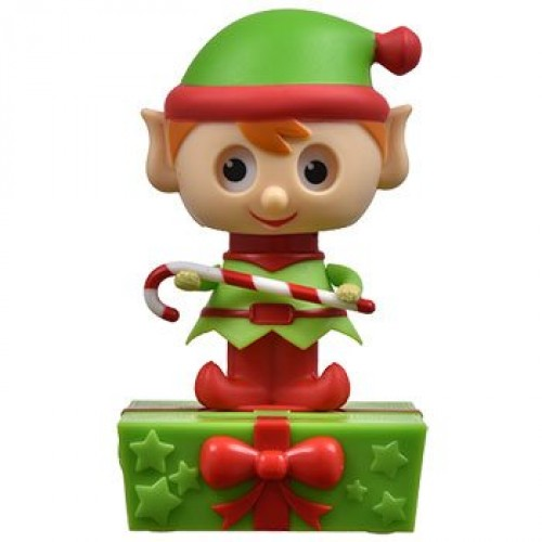 Adorable Elf Never Ending Dancing Solar Powered Toy ~ No need batteries Christmas 2016