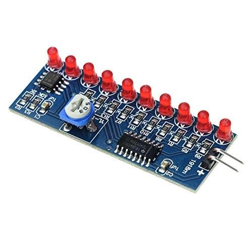 IS Icstation DIY NE555 Red LED Flash Light SMD Soldering Practice Kit