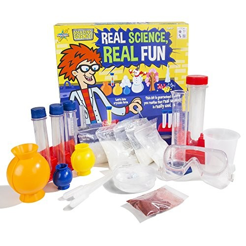 Be Amazing Toys Real Science Fun Kit