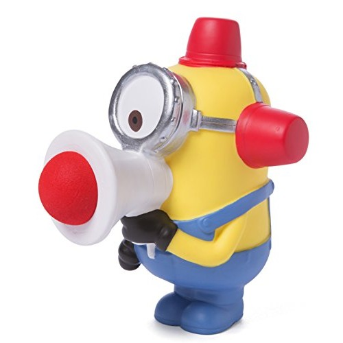 Hog Wild Minions Squeeze Poppers – Carl Toy