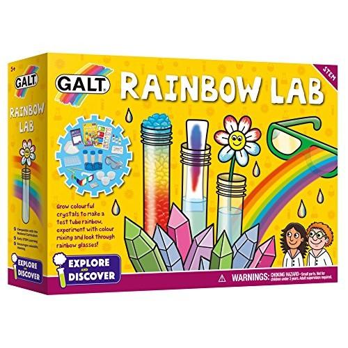 Galt Toys Rainbow Lab Science Kits for Kids