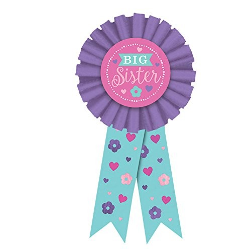 Big Sister Award Ribbon 55 1 ct