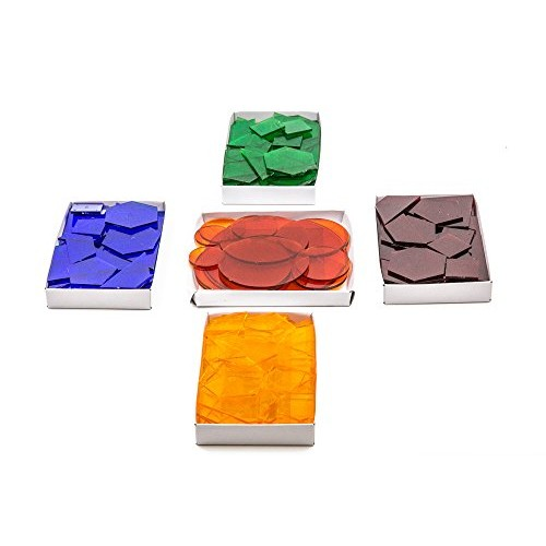 hand2mind 34825P Power Polygons Set of 450