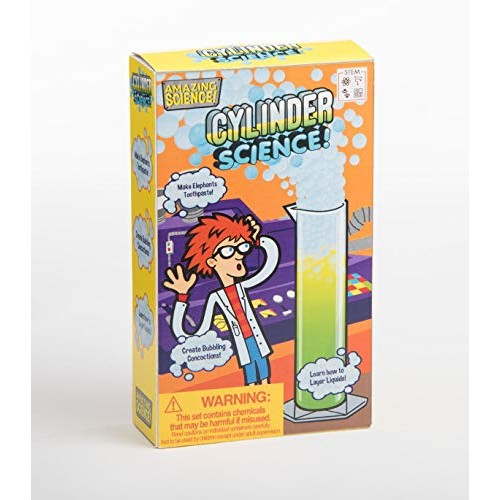 Be Amazing Toys Cylinder Science Kit