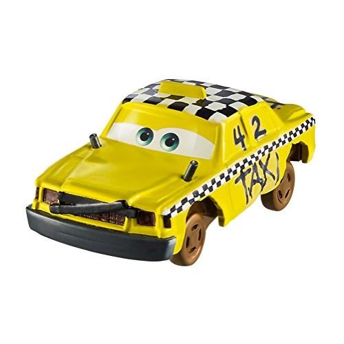 Disney Pixar Cars 3 Crazy 8 Crashers Faregame Vehicle 1:55 Scale