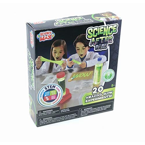 Be Amazing Toys Science After Dark Kit
