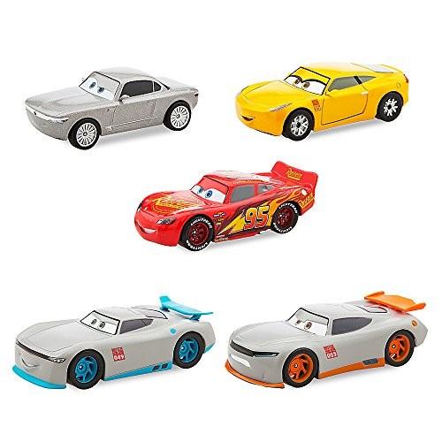 Disney Cars 3 Deluxe Die Cast Set Next Gen 5-Piece