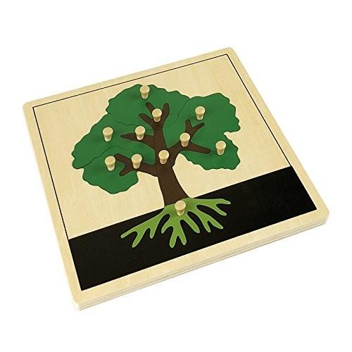 Elite Montessori Tree Puzzles