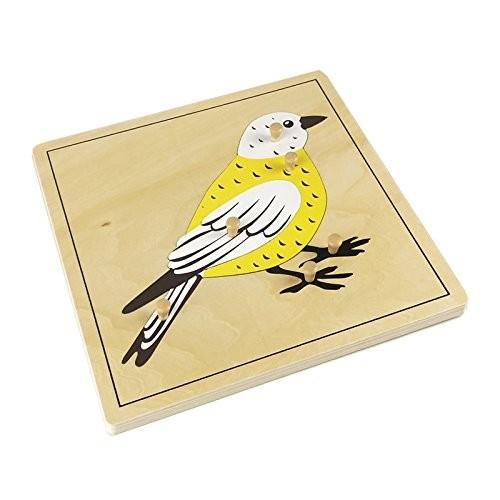 Elite Montessori Bird Puzzle